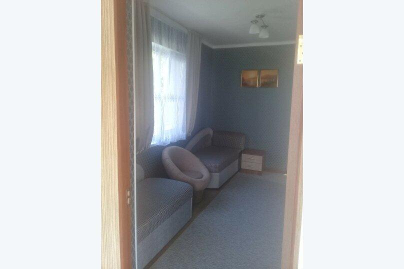 Загородный дом для путешественников на машине, 45 кв.м. на 4 человека, 2 спальни, ТО Сурож, уч 15, Судак - Фотография 16