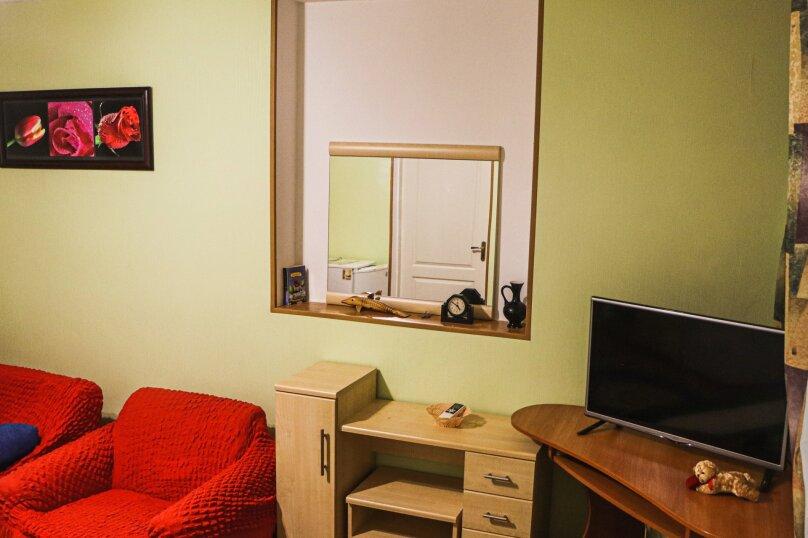 1-комн. квартира, 45 кв.м. на 4 человека, улица Баранова, 6, Симеиз - Фотография 9