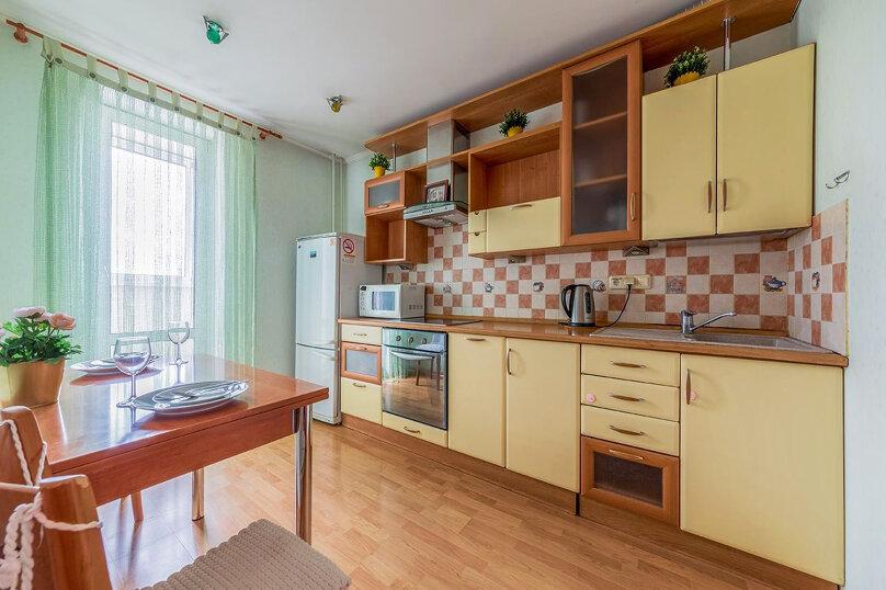 1-комн. квартира, 40 кв.м. на 3 человека, 8-я улица Текстильщиков, 13к2, Москва - Фотография 4