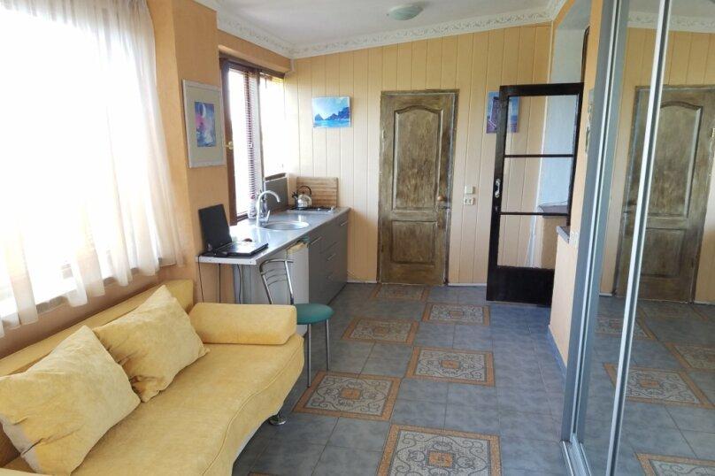Веранда 2 этаж, улица Максима Горького, 35, Симеиз - Фотография 1