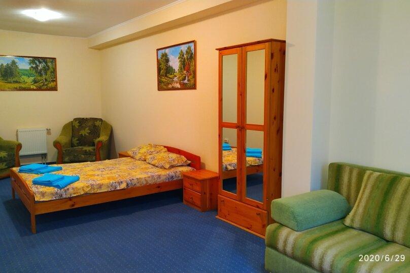 2-х комнатный-6 человек, Алупкинское шоссе, 74Г, Гаспра - Фотография 1
