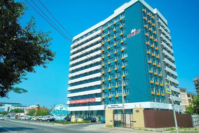 1-комн. квартира, 26.1 кв.м. на 4 человека, Северная улица, 9Бк2, Анапа - Фотография 16