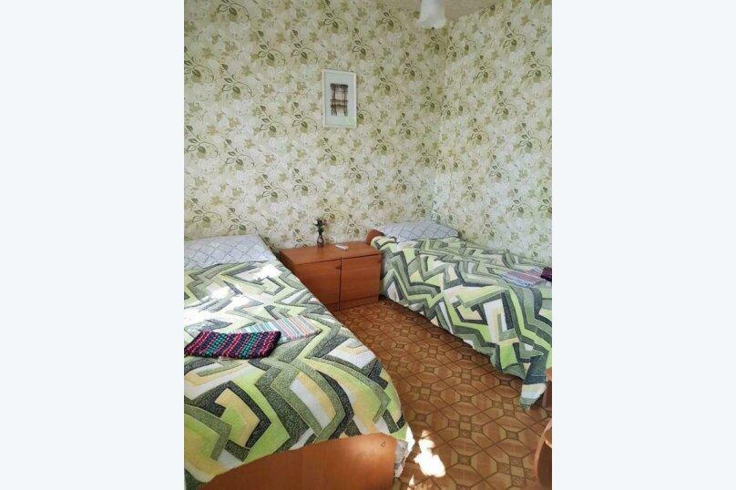 2-х местный номер на первом этаже с балконом, улица Челюскинцев, 109а, Севастополь - Фотография 28