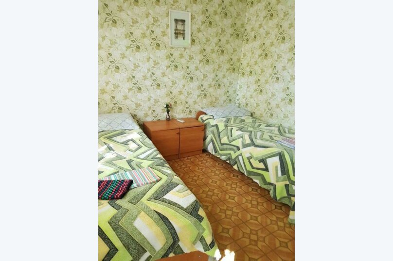2-х местный номер на первом этаже с балконом, улица Челюскинцев, 109а, Севастополь - Фотография 36