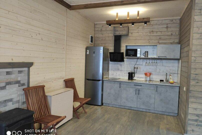 Дом, 35 кв.м. на 2 человека, 1 спальня, с. Залесное, ул. Советская , 11, Бахчисарай - Фотография 14