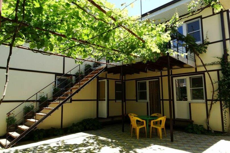 2двухместный стандарт с отдельным входом, Таманский проезд, 11, село Сукко - Фотография 1