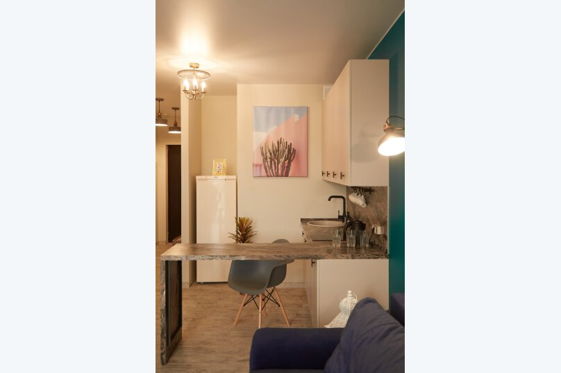 1-комн. квартира, 33 кв.м. на 2 человека, улица Гайдара, 22, Дагомыс - Фотография 4