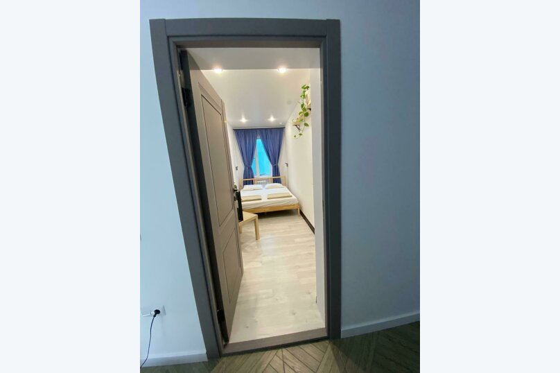 Двухместная комната с одной кроватью (Double), улица Ленина, 31А, Дивноморское - Фотография 1