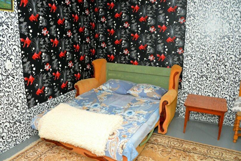 Домик №3, 45 кв.м. на 6 человек, 2 спальни, Кача, поселок, Кача - Фотография 3