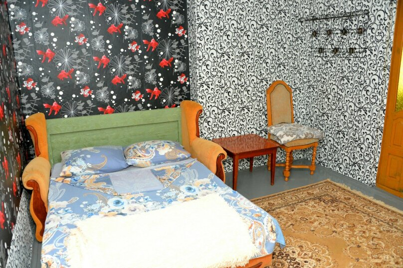Домик №3, 45 кв.м. на 6 человек, 2 спальни, Кача, поселок, Кача - Фотография 4