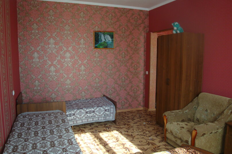 1-комн. квартира, 26 кв.м. на 5 человек, Таманская улица, 133, Благовещенская - Фотография 23
