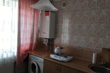 1-комн. квартира, 28 кв.м. на 4 человека, улица Чапаева, 6, Черноморское - Фотография 1