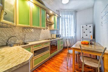 2-комн. квартира, 74 кв.м. на 6 человек, Чистопольская улица, 32, Казань - Фотография 1