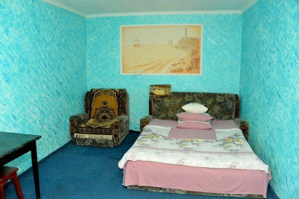 Домик №1 на 4 человека, 1 спальня