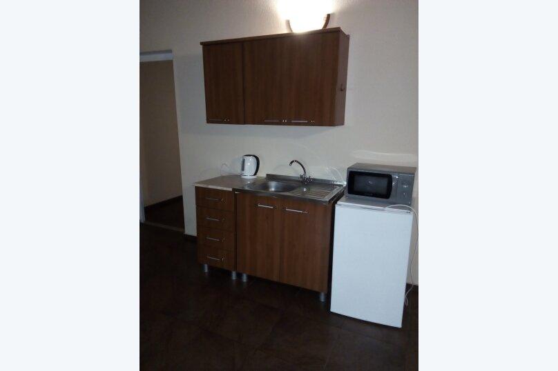 комната-студия 4-местный  стандарт с кухней с балконом, Луговая , 4, Архипо-Осиповка - Фотография 1