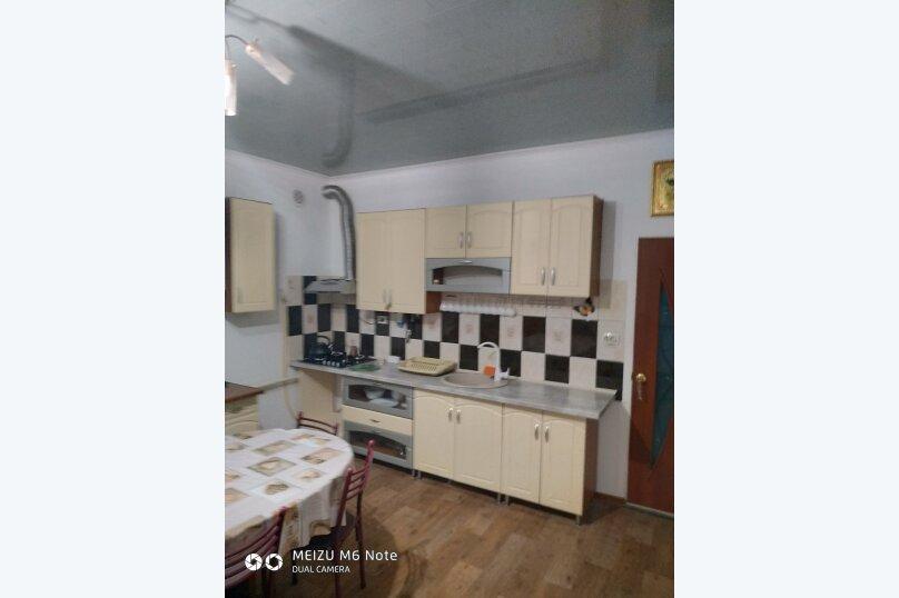 Дом, 110 кв.м. на 10 человек, 3 спальни, маштака исы, 5, село Веселое - Фотография 16