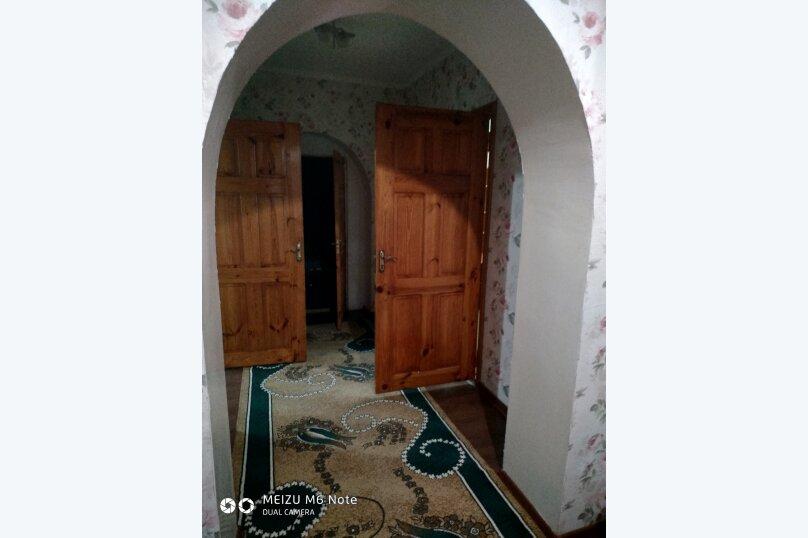 Дом, 110 кв.м. на 10 человек, 3 спальни, маштака исы, 5, село Веселое - Фотография 21