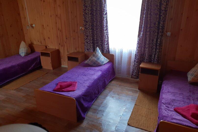Домик 1 комнатный Повышенной комфортности  3х-местный, Калабадка, 84, Пересыпь - Фотография 1