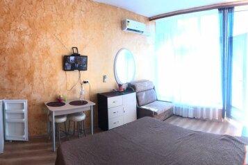 1-комн. квартира, 25 кв.м. на 3 человека, улица Просвещения, 153А, Адлер - Фотография 1