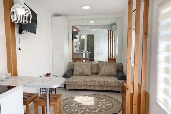 Домик -студия летний , 22 кв.м. на 2 человека, 1...
