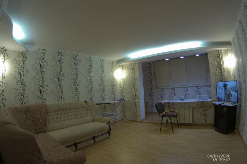 2-комн. квартира, 60 кв.м. на 4 человека, проспект Октябрьской Революции, 56А, Севастополь - Фотография 1