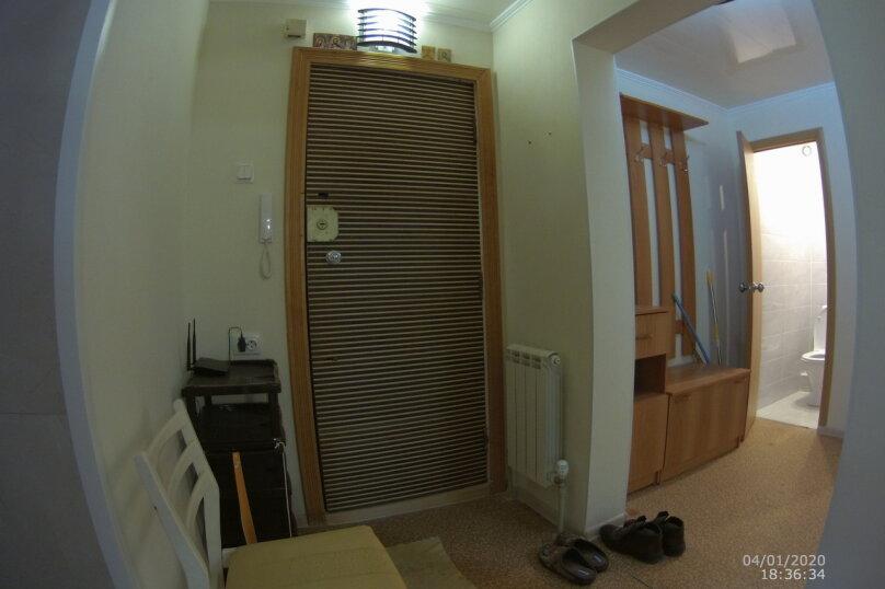2-комн. квартира, 60 кв.м. на 4 человека, проспект Октябрьской Революции, 56А, Севастополь - Фотография 5