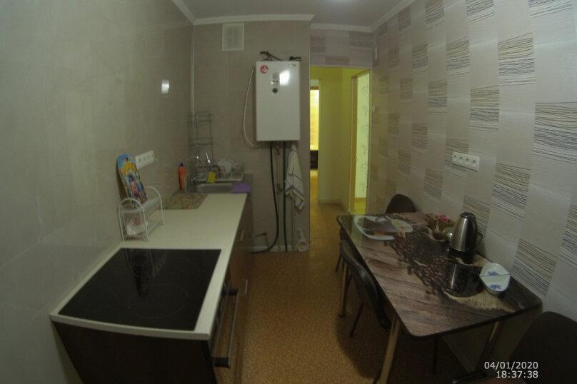 2-комн. квартира, 60 кв.м. на 4 человека, проспект Октябрьской Революции, 56А, Севастополь - Фотография 8