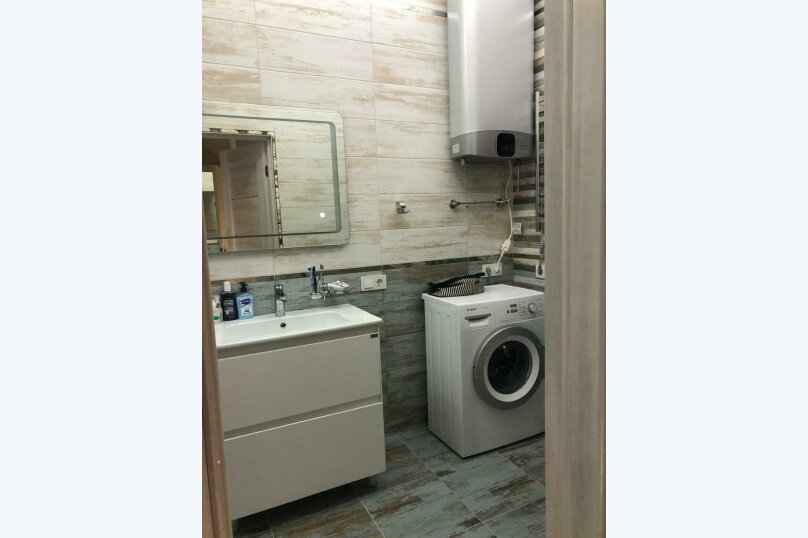 2-комн. квартира, 54 кв.м. на 4 человека, улица Дражинского, 48В, Ялта - Фотография 17