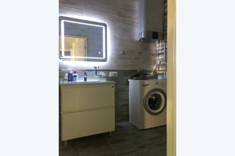 2-комн. квартира, 54 кв.м. на 4 человека, улица Дражинского, 48В, Ялта - Фотография 21