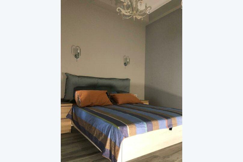2-комн. квартира, 54 кв.м. на 4 человека, улица Дражинского, 48В, Ялта - Фотография 23