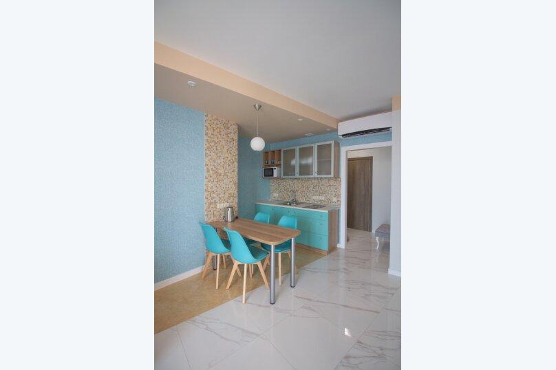 2-комн. квартира, 40 кв.м. на 4 человека, проезд Голубые Дали, 9, Анапа - Фотография 9