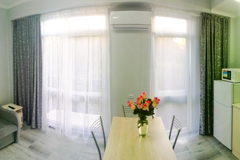 1-комн. квартира, 28 кв.м. на 4 человека, Нагорный тупик, 13Б, Сочи - Фотография 10
