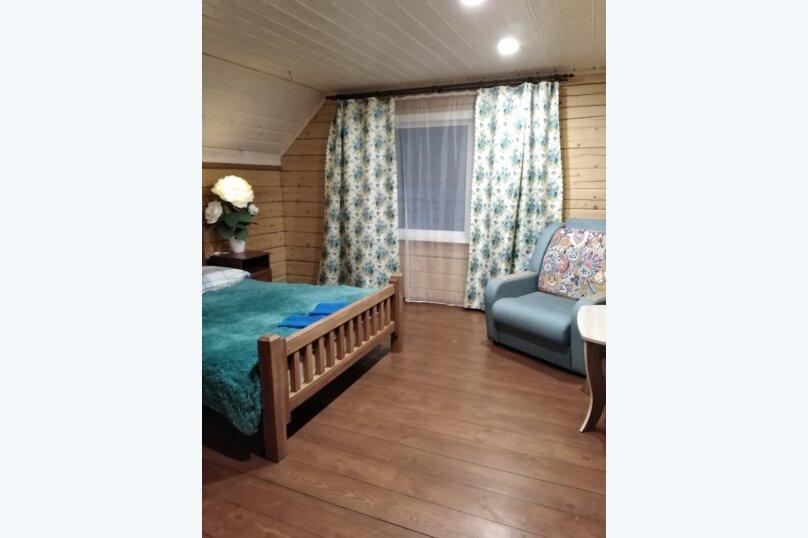 Дом у реки Катунь, 130 кв.м. на 8 человек, 4 спальни, Береговая улица, 6, Манжерок - Фотография 14