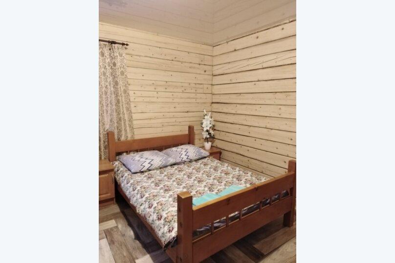 Дом у реки Катунь, 130 кв.м. на 8 человек, 4 спальни, Береговая улица, 6, Манжерок - Фотография 15