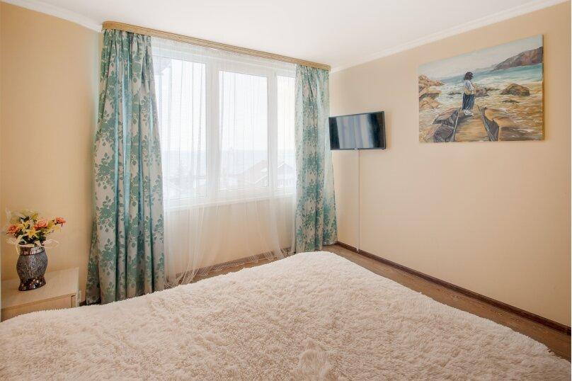 """Коттедж """" Августа"""", 60 кв.м. на 4 человека, 2 спальни, Лазурная, 16, Ялта - Фотография 19"""