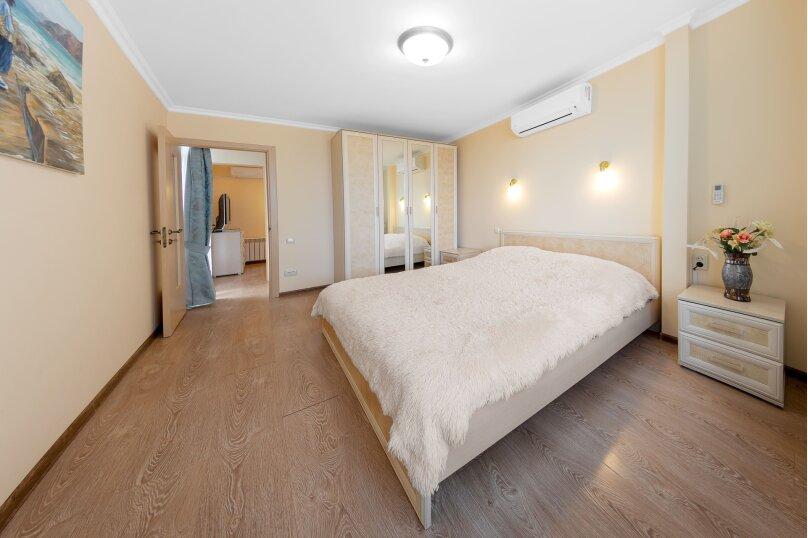 """Коттедж """" Августа"""", 60 кв.м. на 4 человека, 2 спальни, Лазурная, 16, Ялта - Фотография 21"""