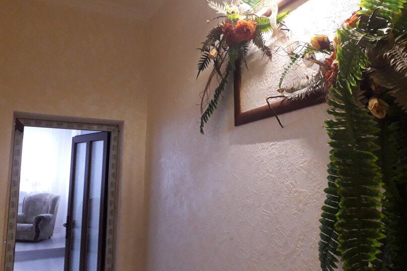 Коттедж-эллинг поэтажно, 60 кв.м. на 4 человека, 2 спальни, Приозёрная улица, 62, Партенит - Фотография 4