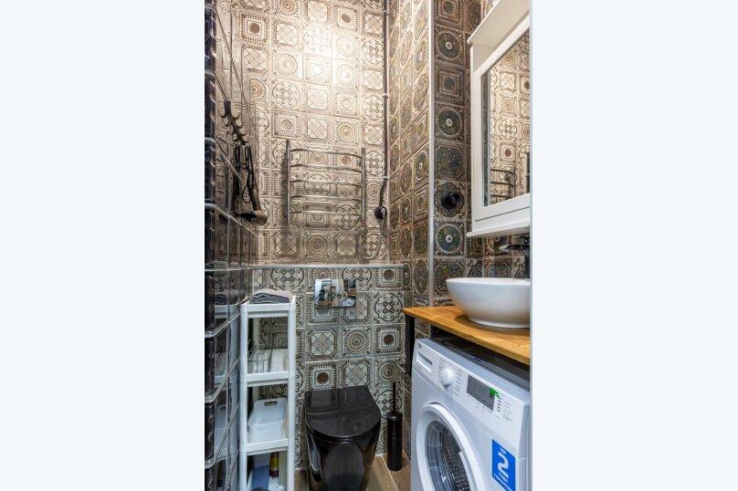 1-комн. квартира, 30 кв.м. на 2 человека, Нижняя Красносельская улица, 35с49, Москва - Фотография 14