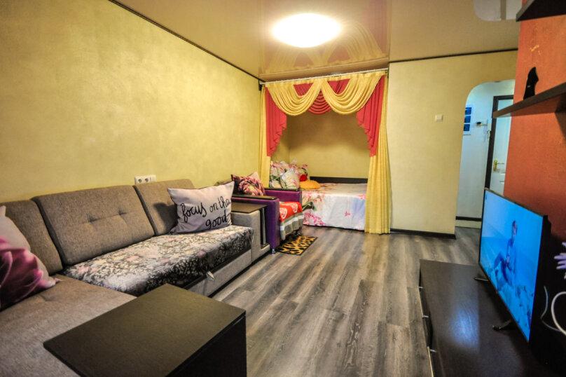 1-комн. квартира, 30 кв.м. на 5 человек, проспект Ленина, 11, Новороссийск - Фотография 4