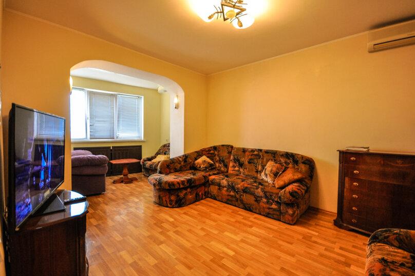 2-комн. квартира, 55 кв.м. на 5 человек, улица Толстого, 17, Новороссийск - Фотография 5