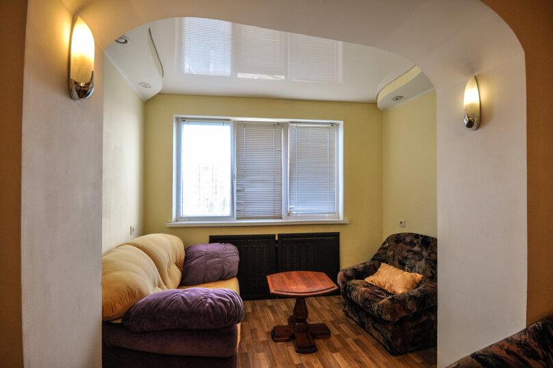 2-комн. квартира, 55 кв.м. на 5 человек, улица Толстого, 17, Новороссийск - Фотография 7