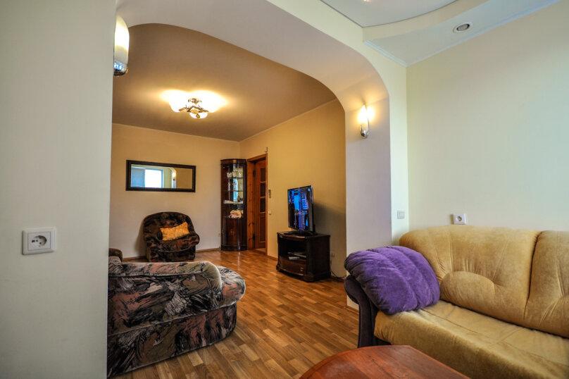 2-комн. квартира, 55 кв.м. на 5 человек, улица Толстого, 17, Новороссийск - Фотография 9