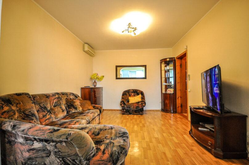 2-комн. квартира, 55 кв.м. на 5 человек, улица Толстого, 17, Новороссийск - Фотография 12