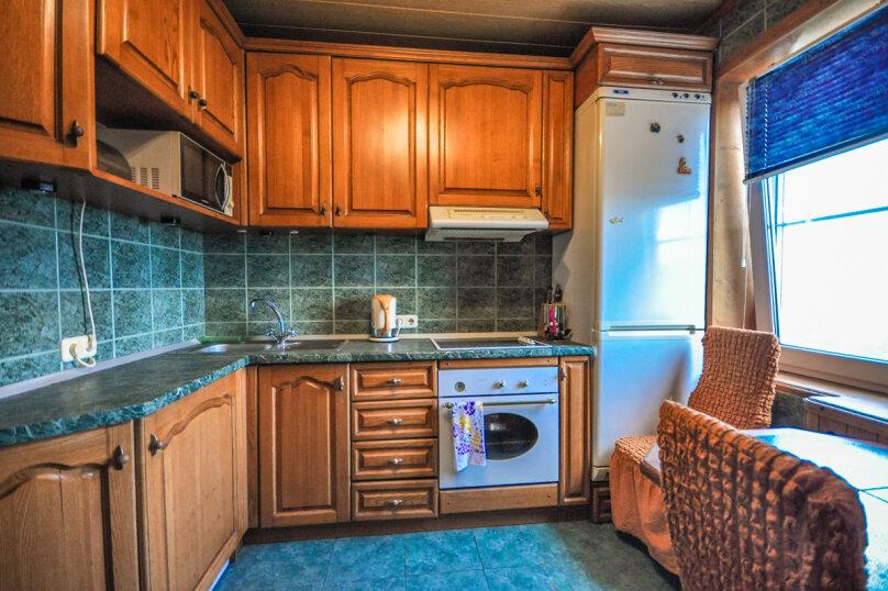 2-комн. квартира, 55 кв.м. на 5 человек, улица Толстого, 17, Новороссийск - Фотография 14