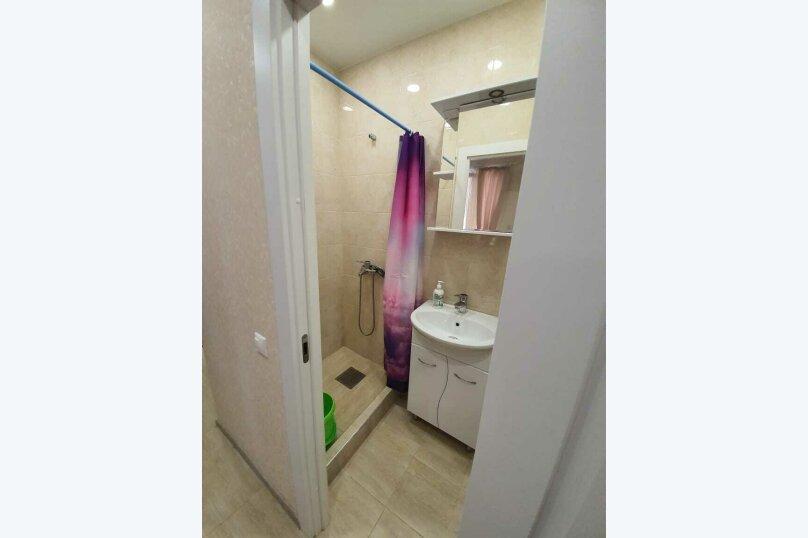 1-комн. квартира, 25 кв.м. на 4 человека, Нагорный тупик, 13кА, Адлер - Фотография 7