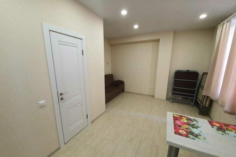 1-комн. квартира, 25 кв.м. на 4 человека, Нагорный тупик, 13кА, Адлер - Фотография 8