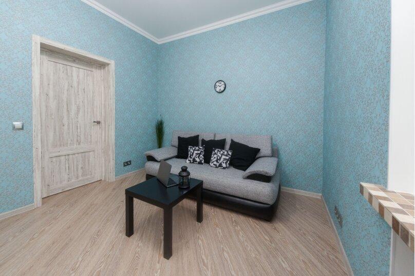 2 - местный стандартный номер с одной двуспальной кроватью king-size (Номер 1), Кутузовский проспект, 27, Москва - Фотография 9