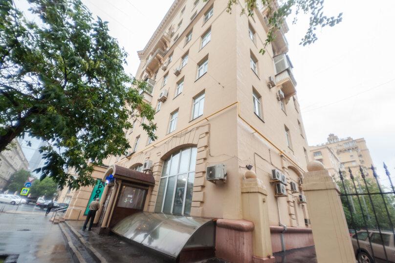 2 - местный стандартный номер с одной двуспальной кроватью king-size (Номер 1), Кутузовский проспект, 27, Москва - Фотография 10