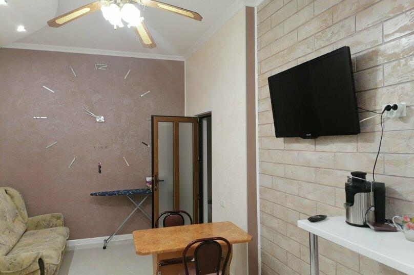 Коттедж-эллинг поэтажно, 60 кв.м. на 4 человека, 2 спальни, Приозёрная улица, 62, Партенит - Фотография 7