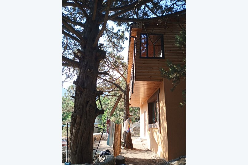 Дом, 80 кв.м. на 5 человек, 2 спальни, Голубая, 3 А, Симеиз - Фотография 1